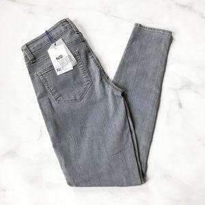 PAIGE Denim Verdugo Ultra Skinny Jeans Silver Fox